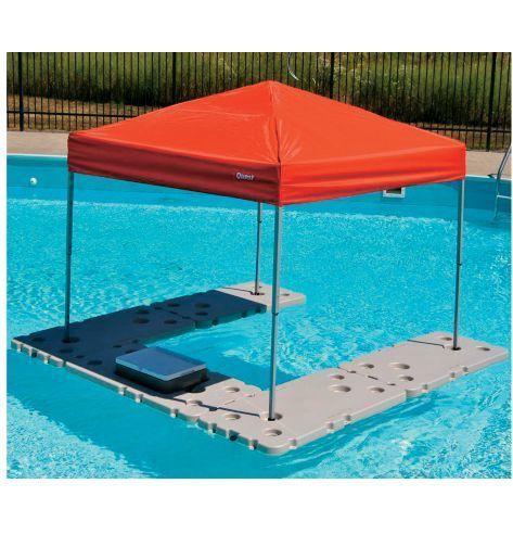 Canopy-pool